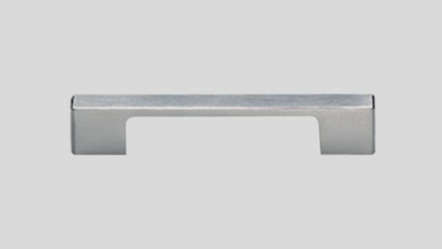 186 Металлическая ручка под нержавеющую сталь