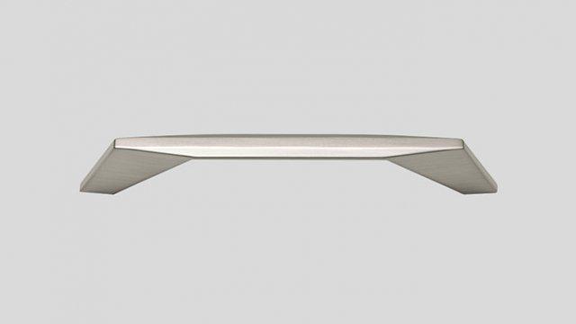 608 Металлическая ручка под нержавеющую сталь