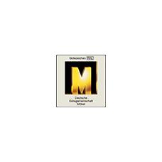 Золотой М от Немецкой ассоциации контроля качества