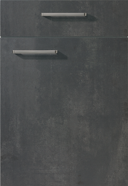 288 Speed Чёрный бетон, имитация