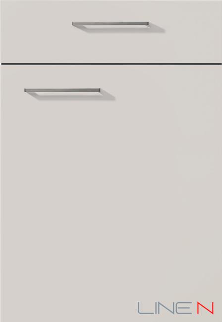 338 Touch Лак-ламинат, шелковый серый, суперматовый