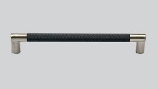 563 Металлическая ручка Черный / под нержавеющую сталь