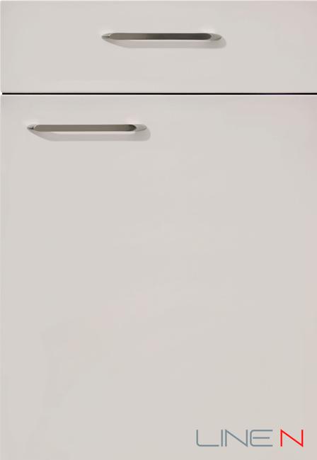 819 Lux Лак, шелковый серый, глянцевый