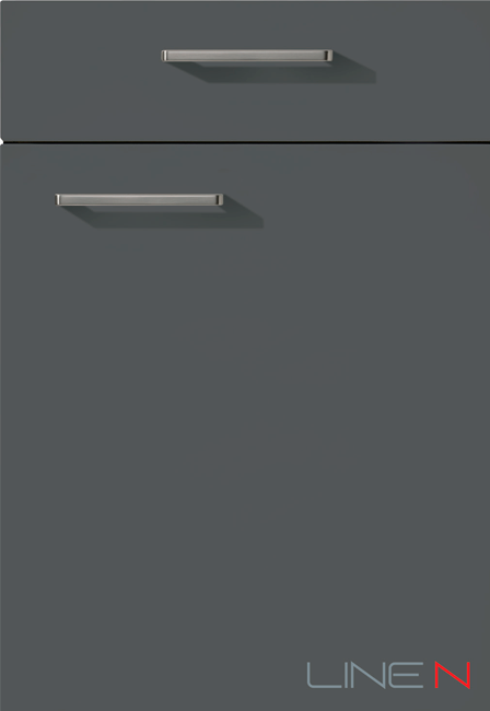 823 Lux Лак, серый шифер, глянцевый