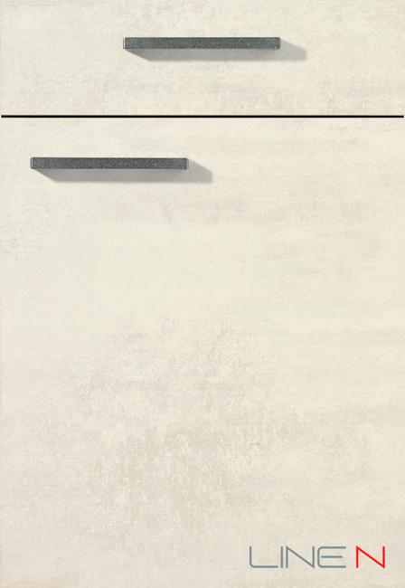 891 Riva Белый бетон, имитация
