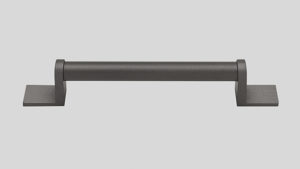 509 Металлическая ручка, Серый