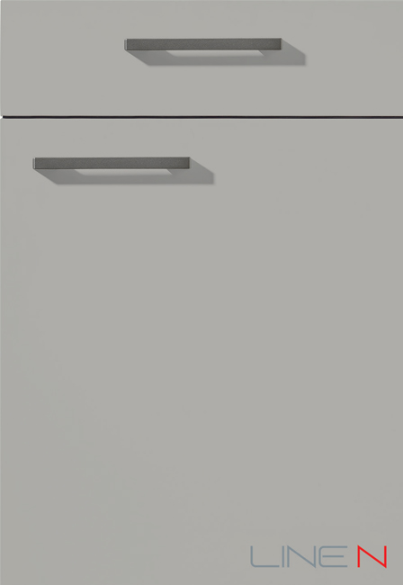 165 Fashion Каменно-серый матовый